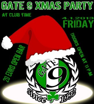 gate 9 party club time