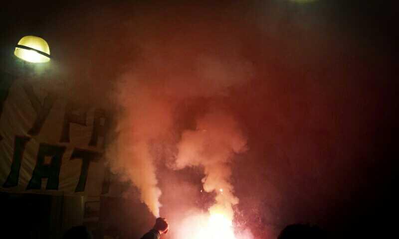 pyro in the fan club