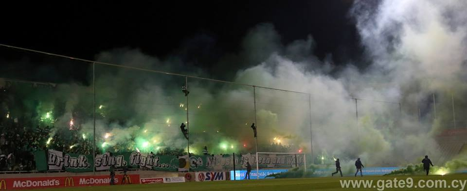 gate 9 official page vs apoel