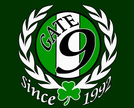 gate 9 logo