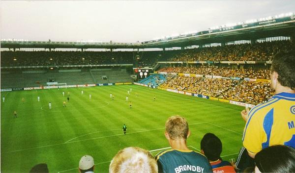 brondby stadium denmark