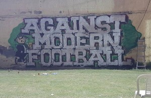 Gate 9 Against Modern Football